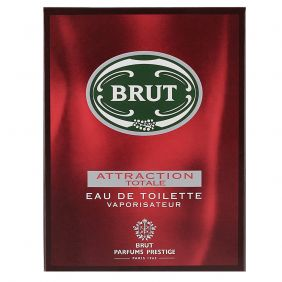 Eau de toilette BRUT ATTRACTION 100ml