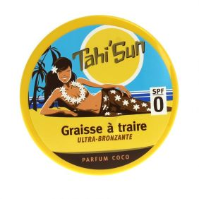 Graisse à traire Ultra Bronzante TAHI SUN 150ml