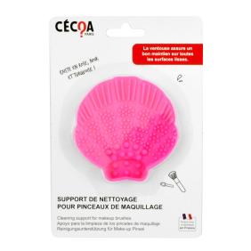 Support nettoyage pinceaux maquillage CECOA PARIS