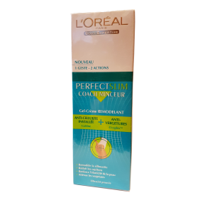 Gel anti-cellulite + anti-vergetures PERFECT SLIM coach minceur L'OREAL 200ml