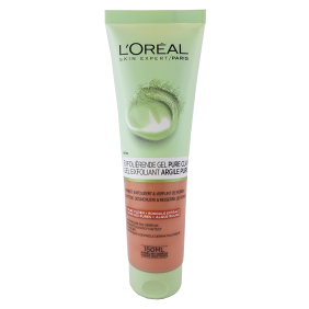 Argile Pure gel purifiant ALGUE ROUGE L'OREAL 150ml