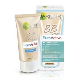 BB creme PURE ACTIVE GARNIER 50ml MEDIUM