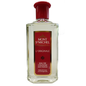 Eau de cologne L'ORIGINALE 250ml MONT ST MICHEL