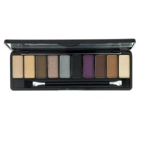 Palette maquillage MISS COP 10