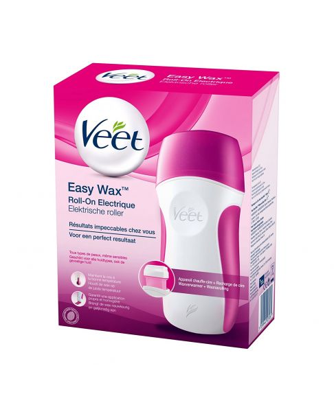 VEET épilation kit roll-on EASYWAX
