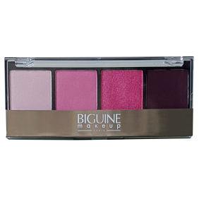 "Palette yeux smoky BIGUINE ""ROSES"""