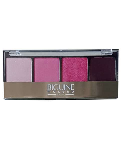"""Palette yeux smoky BIGUINE """"ROSES"""""""