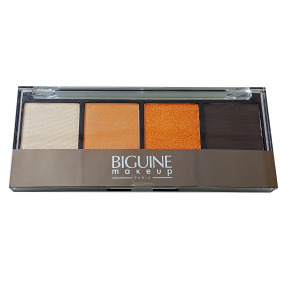 "Palette yeux smoky BIGUINE ""ORANGE"""